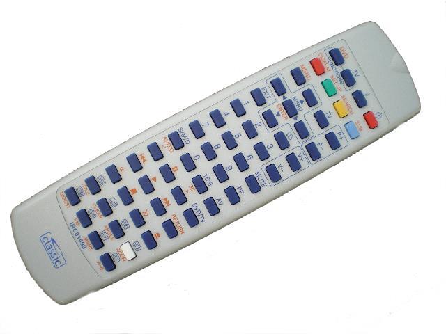 CTV14 DVD Redstar Ersatz Fernbedienung